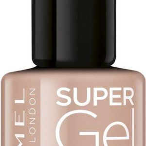 Rimmel London SuperGel Nagellak - 012 Soul Session - Beige