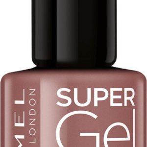 Rimmel London SuperGel Nagellak - 020 Urban Affair - Roze