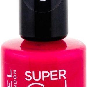 Rimmel London SuperGel Nagellak - 024 Red Ginger - Roze