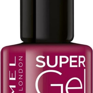 Rimmel London SuperGel nagellak - 025 Urban Purple