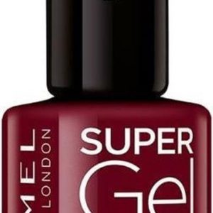 Rimmel London SuperGel nagellak - 091 Nailed It - Rood