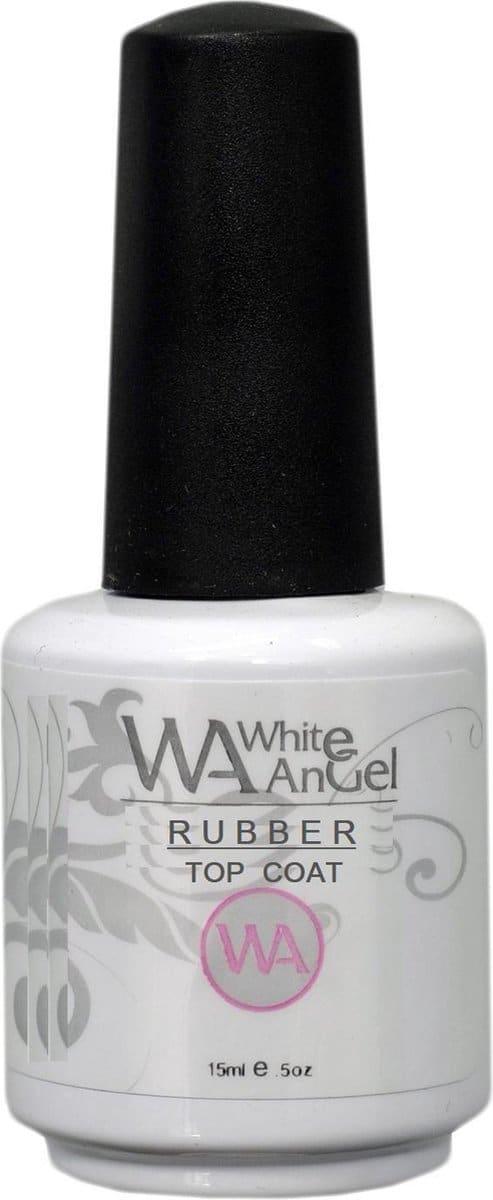 Rubber Top Coat Gellex 15ml, gellak nagels, gel nagellak, gelpolish, shellac, gel nagels