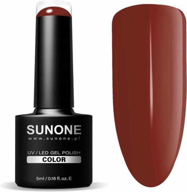 SUNONE UV/LED Hybride Roest Bruin Gellak 5ml - B19 Brenda