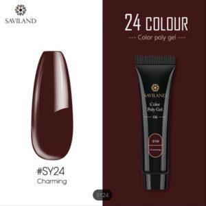 Saviland - Acrylgel - Polygel - Kleur Charming - Nail Art
