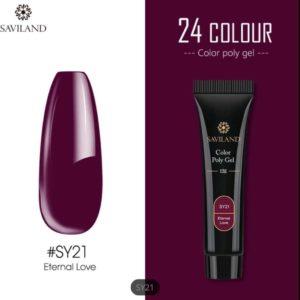 Saviland - Acrylgel - Polygel - Kleur Eternal Love - Nail Art