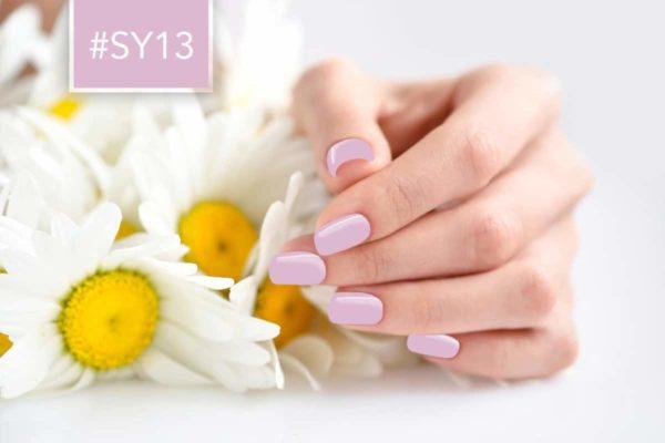 Saviland - Acrylgel - Polygel - Kleur Pink Mauve - Nail Art