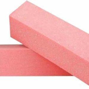 Schuurblok Buffer Roze