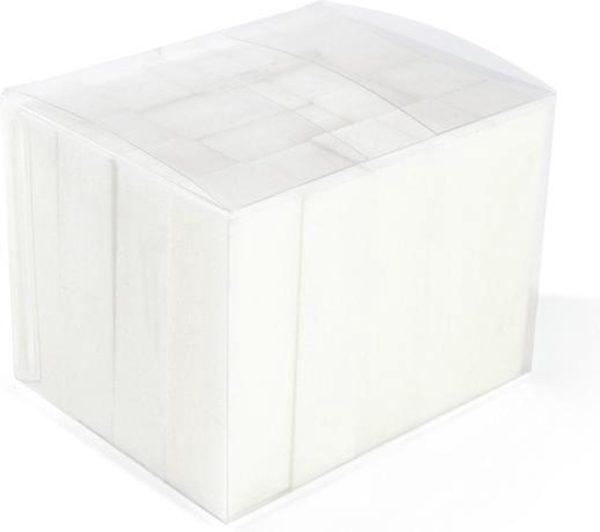 Sibel Nails Nagelvijlen White Block 150 Blokje Ref.73013 46 20stuks