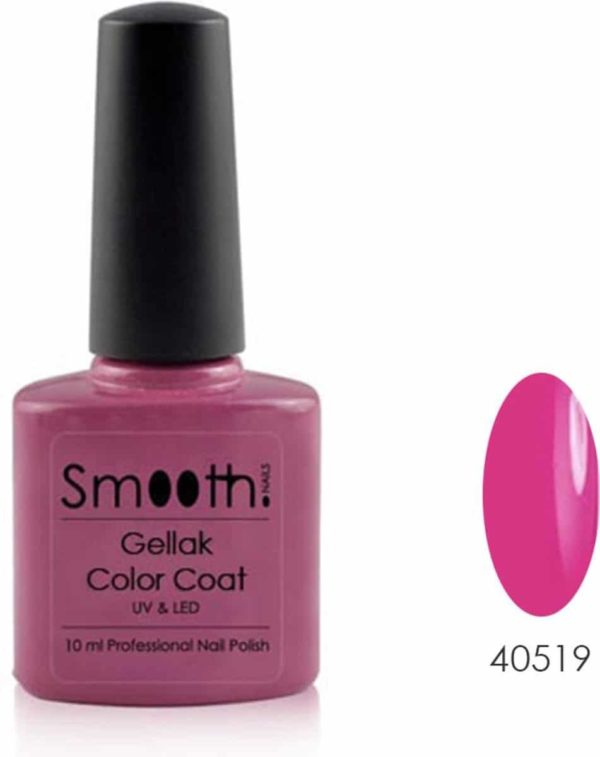 Smooth Nails - Bubblicious - Gellak - Roze