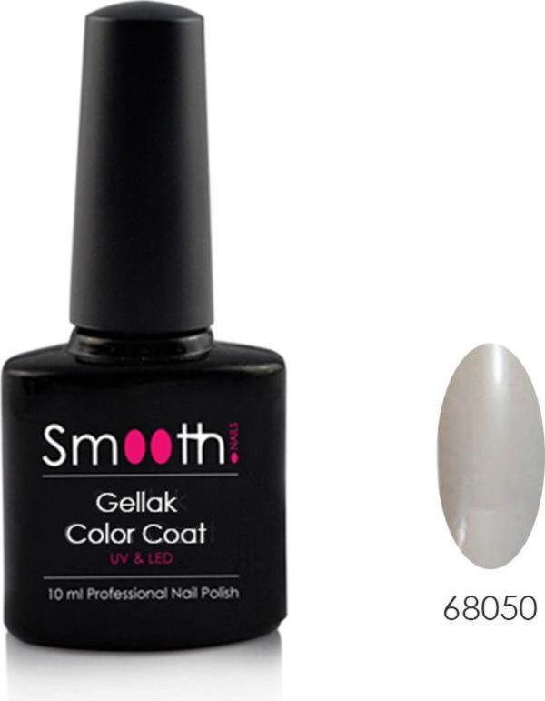 Smooth Nails - Peaceful Dove - Gellak - Lichtgrijs