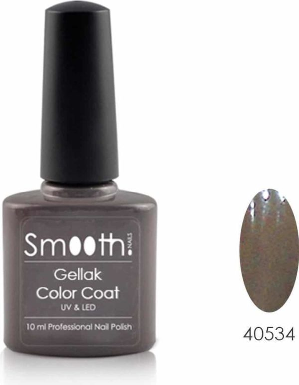 Smooth Nails - Taupe - Gellak - Taupe