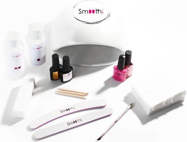 SmoothNails - Gellak Premium Startersset