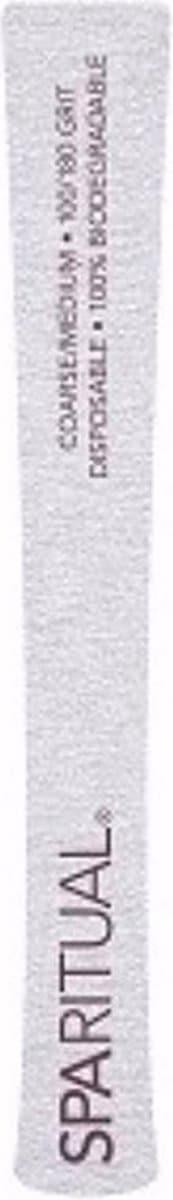 SpaRitual Eco File,100/180 grit