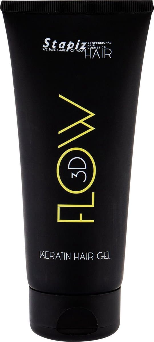 Stapiz - Flow 3D Keratin Gel - Gel na vlasy - 200ml