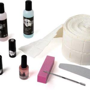 Start pakket I Gel lak ( zonder led lamp ) - Gel nagels - Acryl nagels - Nep nagels - Pedicure - BeautyofNoelle©