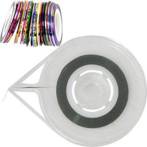 Striping tape houder
