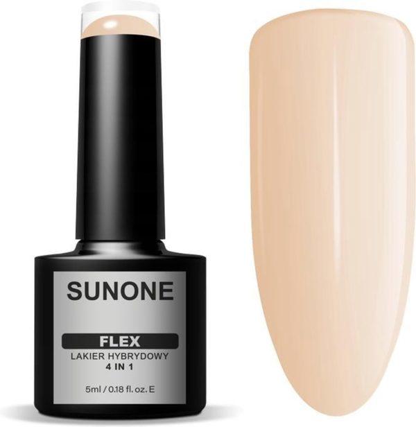 Sunone UV/LED Gellak FLEX 4in1 - Beige 102 - 5ml.