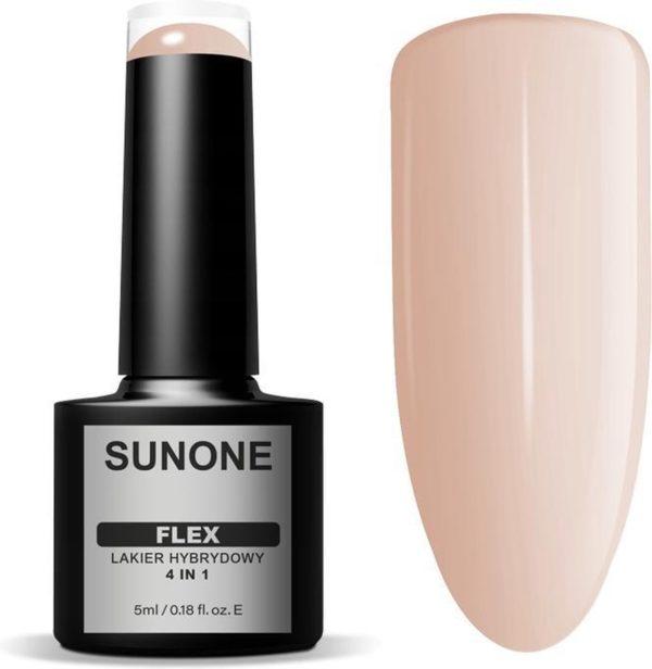 Sunone UV/LED Gellak FLEX 4in1 - Beige 103 - 5ml.