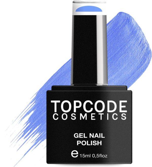 TOPCODE Cosmetics Gellak - Blue Berry - #MCSU77 - 15 ml - Gel nagellak