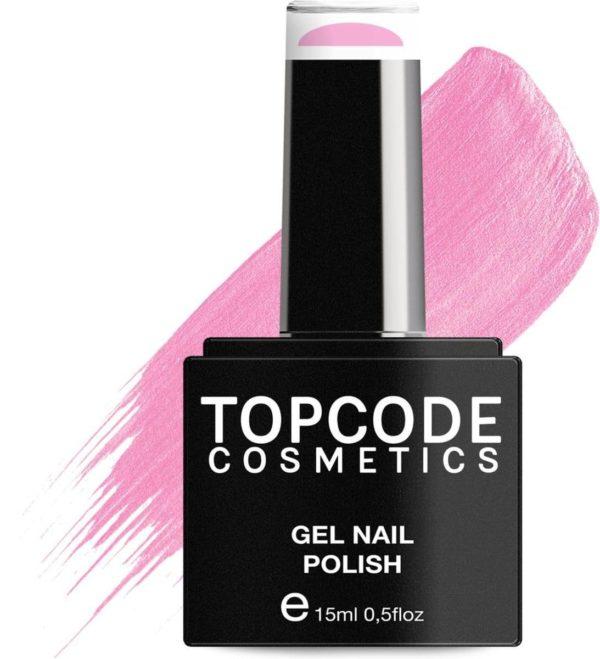TOPCODE Cosmetics Gellak - Blush Pink - #MCPU40 - 15 ml - Gel nagellak