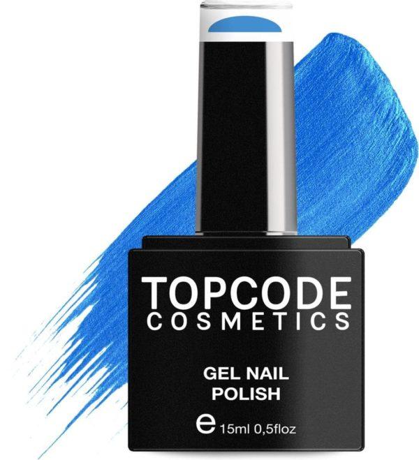 TOPCODE Cosmetics Gellak - Caribbean Sea - #MCBL15 - 15 ml - Gel nagellak