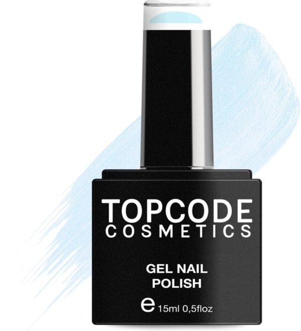 TOPCODE Cosmetics Gellak - Cool Grey - #MCKE16 - 15 ml - Gel nagellak