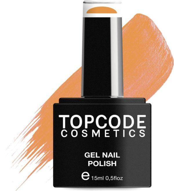 TOPCODE Cosmetics Gellak - Coral - #MCKE38 - 15 ml - Gel nagellak