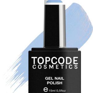 TOPCODE Cosmetics Gellak / Gel nagellak - Electric Blue - #MCSU76 - 15 ml - Gel nagellak