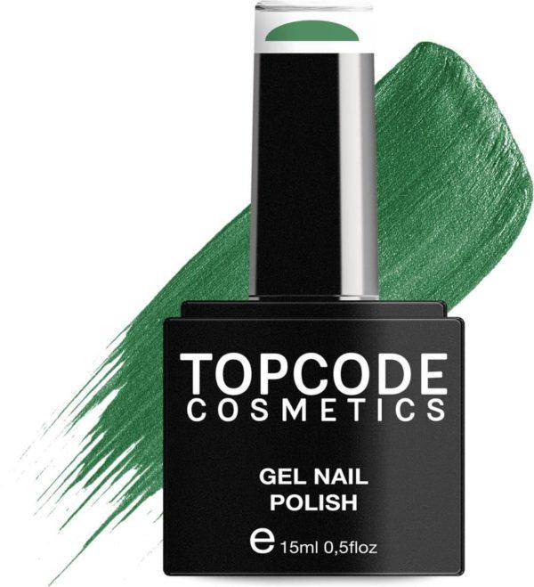 TOPCODE Cosmetics Gellak - Nilo Green - #MCBL59 - 15 ml - Gel nagellak
