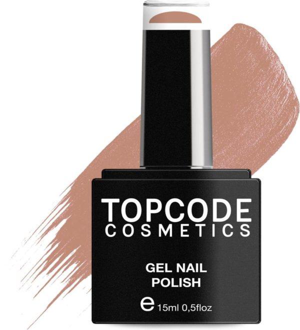 TOPCODE Cosmetics Gellak - Sand - #MCNU27 - 15 ml - Gel nagellak
