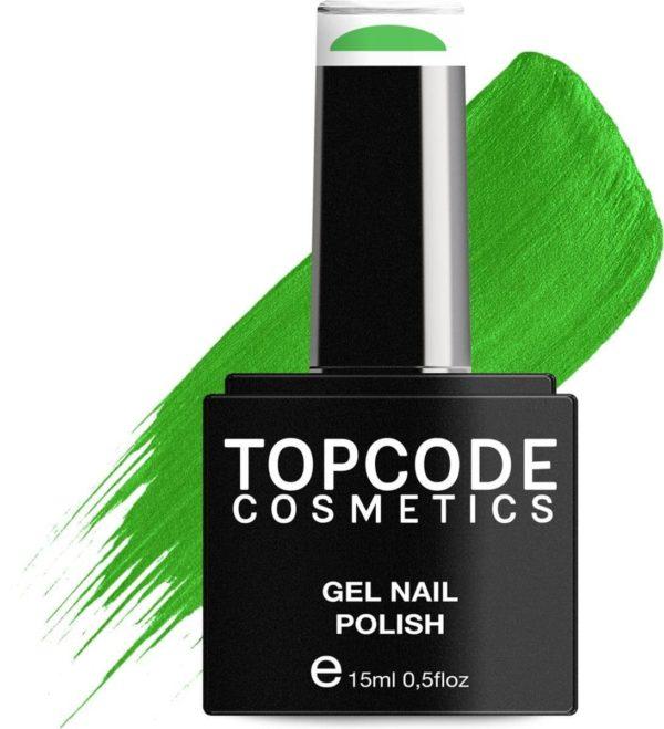 TOPCODE Cosmetics Gellak - Sea Green - #MCGR12 - 15 ml - Gel nagellak