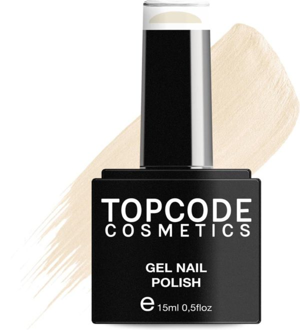 TOPCODE Cosmetics Gellak - Space cadet - #MCNU40 - 15 ml - Gel nagellak