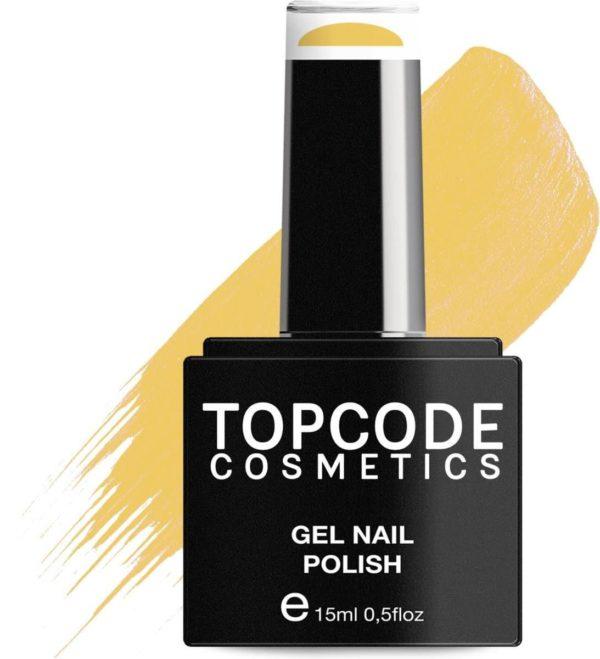 TOPCODE Cosmetics Gellak - Titanium Yellow - #MCYE40 - 15 ml - Gel nagellak