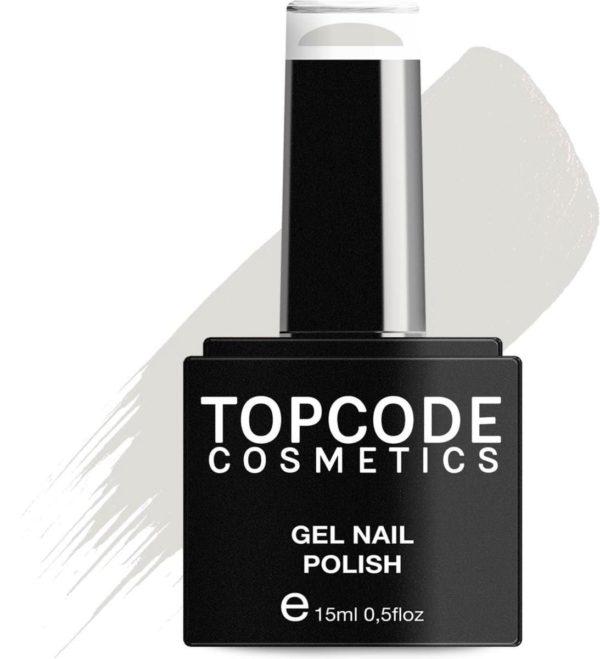 TOPCODE Cosmetics Gellak - Warm Grey - #MCNU48 - 15 ml - Gel nagellak