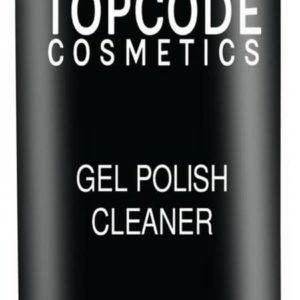 TOPCODE Cosmetics - Gellak cleaner - 100ml - #MCCL01- Transparant - Ontvet de nagels voor een top hechting