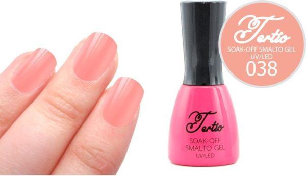 Tertio #038 Roze - Gel nagellak - Gelpolish - Gellak