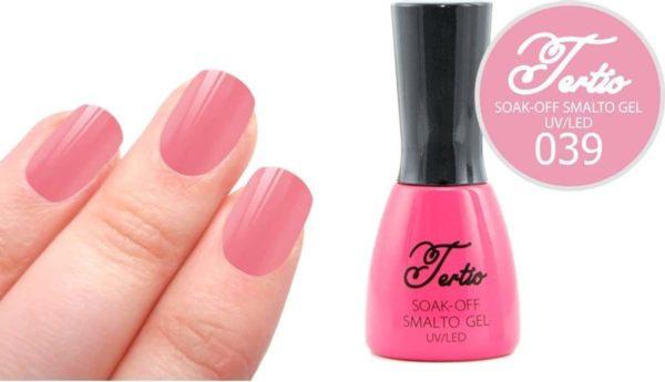 Tertio #039 Roze - Gel nagellak - Gelpolish - Gellak