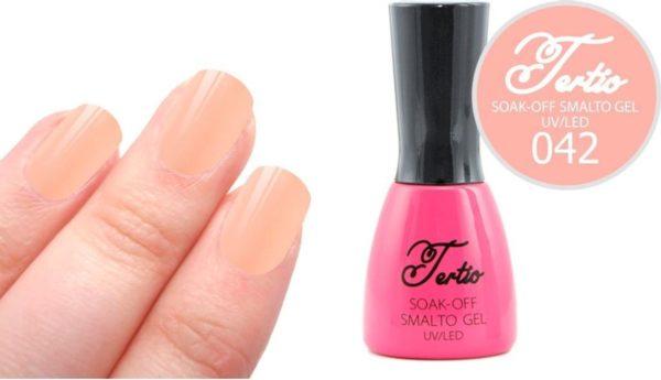 Tertio #042 Nude - Gel nagellak - Gelpolish - Gellak