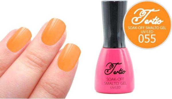 Tertio #055 Oranje - Gel nagellak - Gelpolish - Gellak