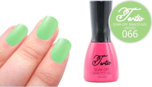 Tertio #066 Groen - Gel nagellak - Gelpolish - Gellak