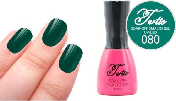 Tertio #080 Groen - Gel nagellak - Gelpolish - Gellak