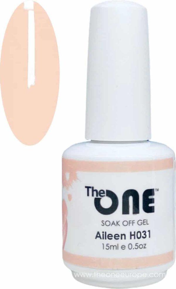 The One Pro - Gellak 15ml - kleur Aileen Neutrale H031