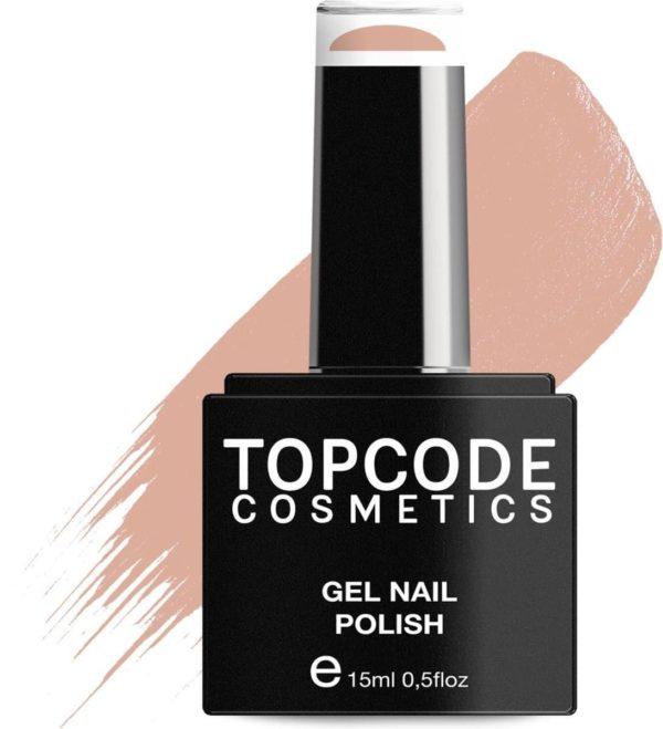 Topcode Cosmetics Gellak / Gel nagellak - Champagne Pink - #MCNU20 - 15 ml