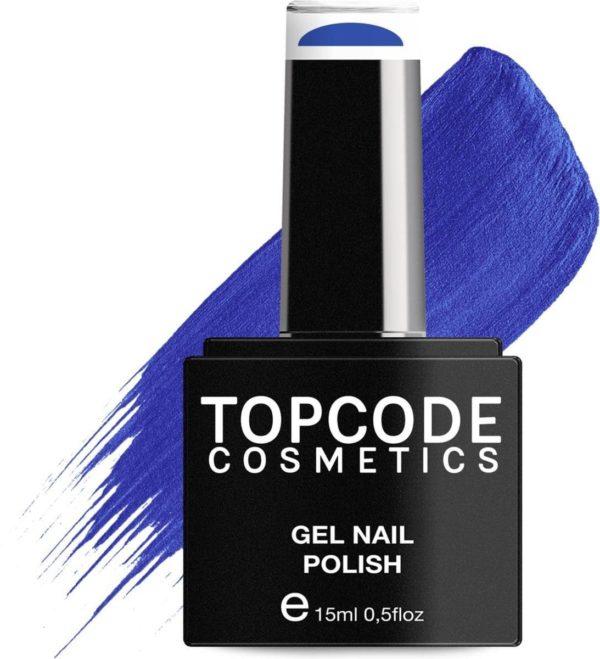Topcode Cosmetics Gellak / Gel nagellak - Indie Blue - #MCBL07 - 15 ml