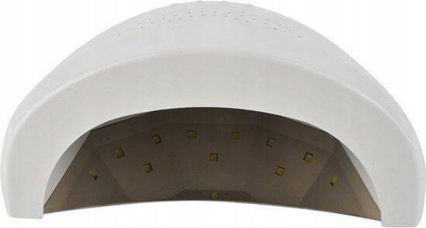 UV lamp voor gelnagels zetten- gellak nageldroger - 48 watt