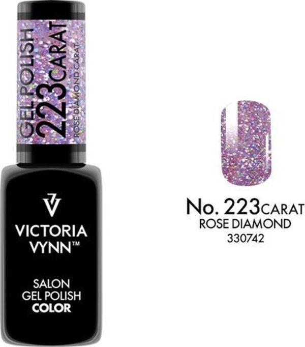 Victoria Vynn Gellak - Gel Nagellak - Salon Gel Polish Color 223 Carat Rose Diamond - 8 ml. -