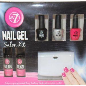 W7 Gel Nagellak Salon kit - Starterset