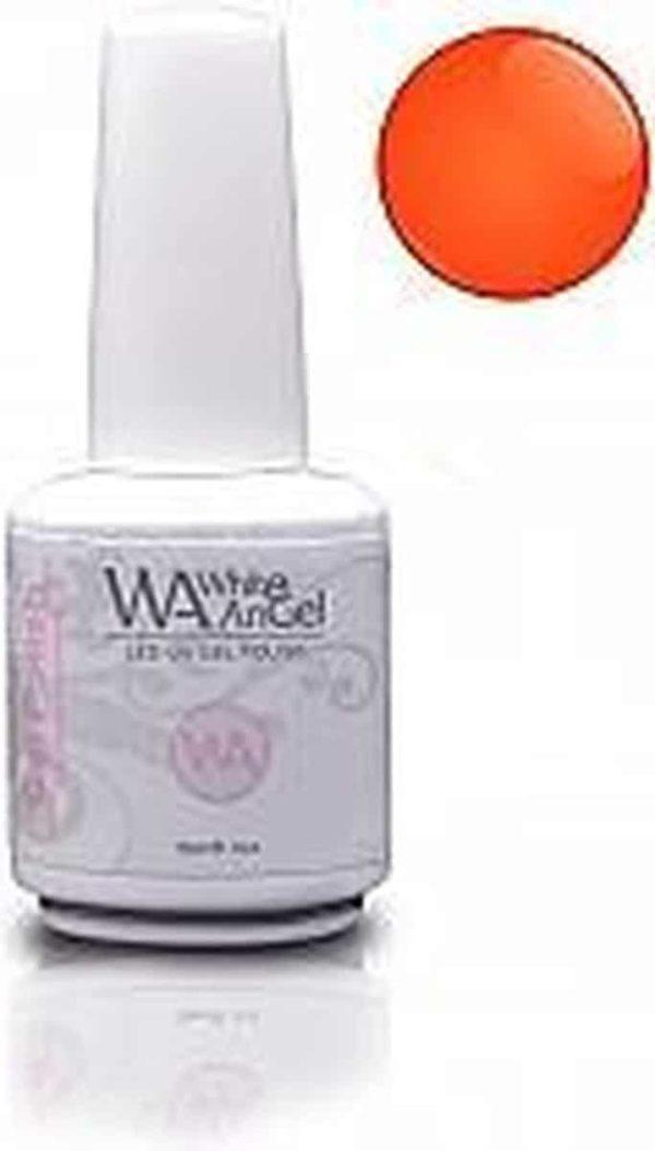 White Angel, Applejack, gellak 15ml, gelpolish, gel nagellak, shellac