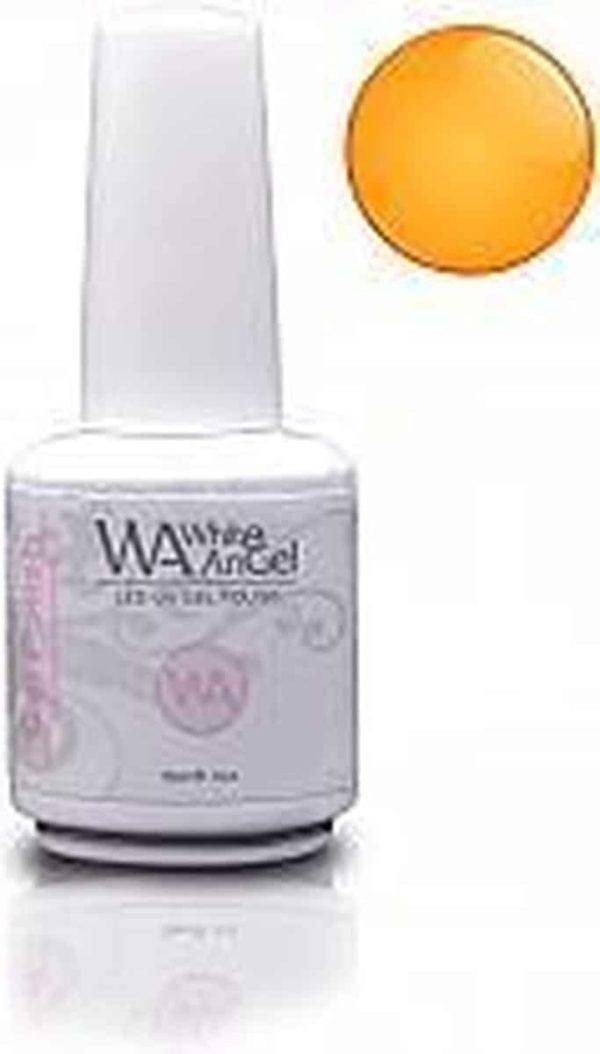 White Angel, Bumblesweet, gellak 15ml, gelpolish, gel nagellak, shellac