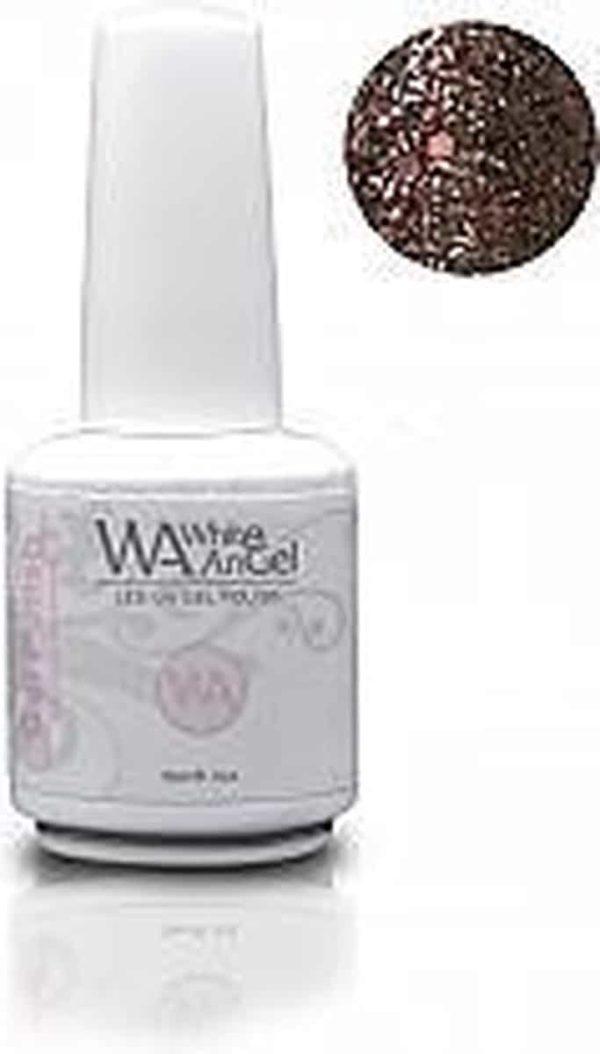 White Angel, Glitter Party, gellak 15ml, gelpolish, gel nagellak, shellac